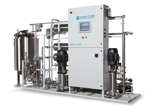 BioPure HX2 Central Dialysis Water System