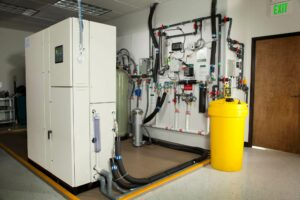 CWP Dialysis Water System