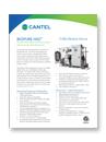 BioPure HX2 Dialysis Water System Datasheet