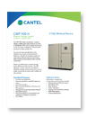 CWP 100 H Central Dialysis Water System Datasheet