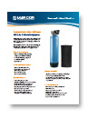"1"" Water Softener Datasheet"