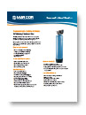 "2"" Sediment Filter Datasheet"