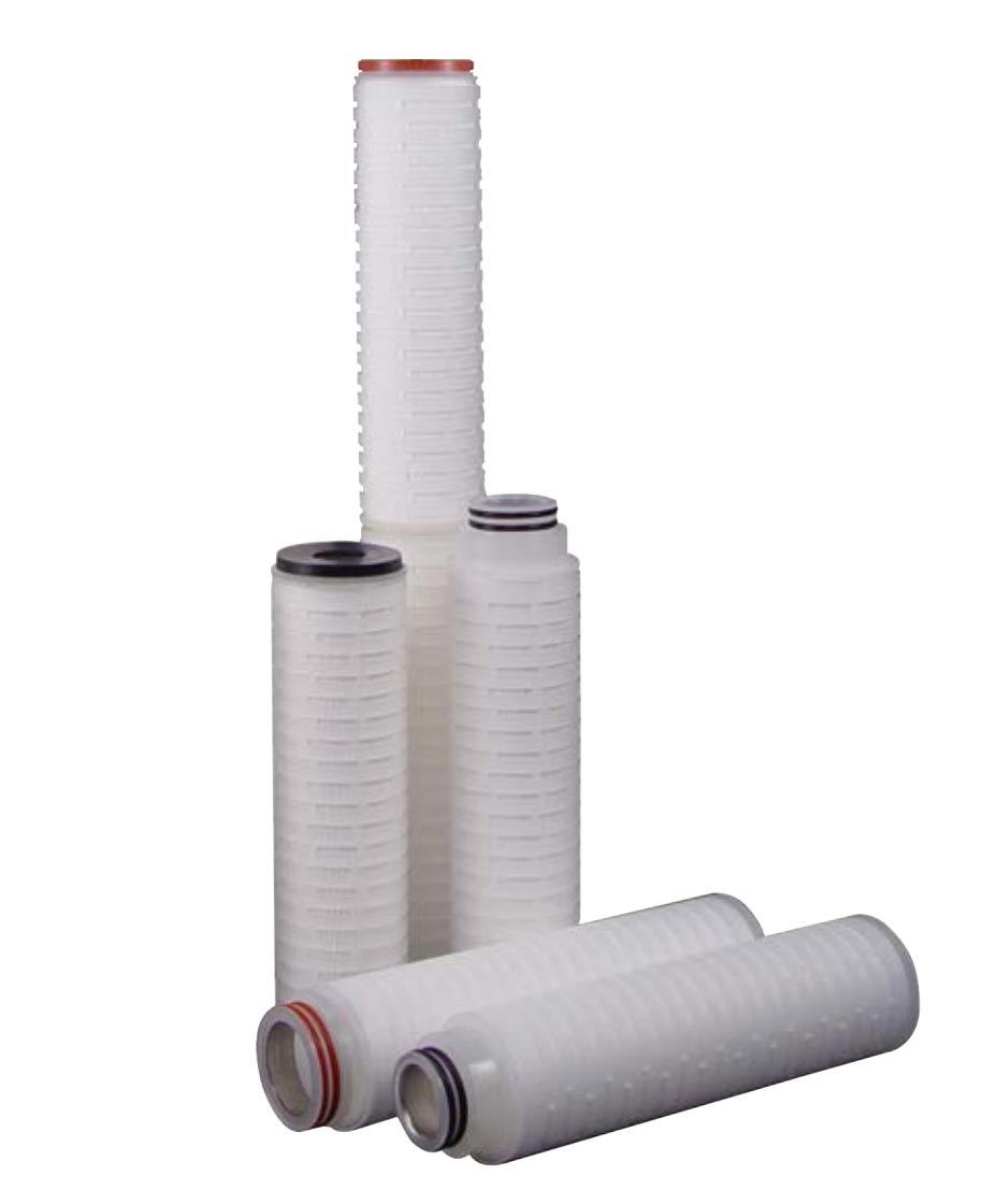 FiberFlo Pleated Filters water purification