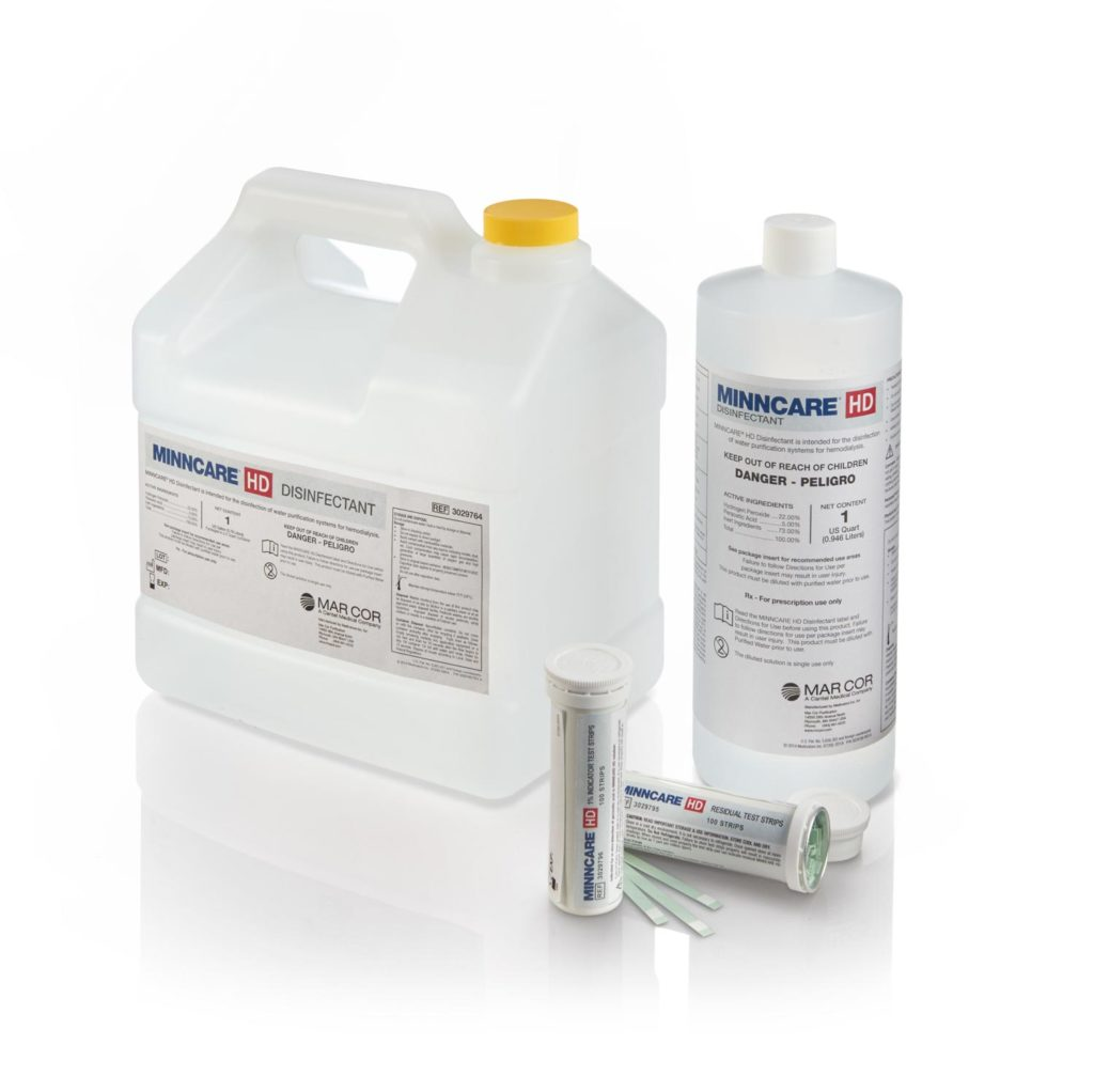Minncare-HD-Dialysis-System-Disinfectant