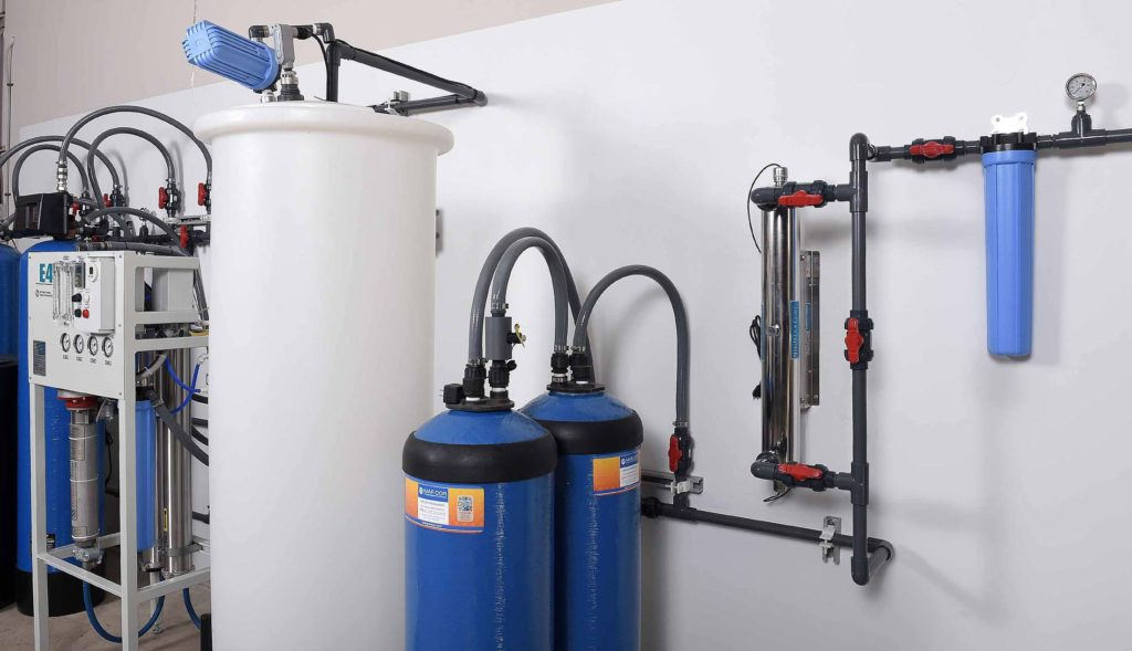 PURICA High Purity Water System