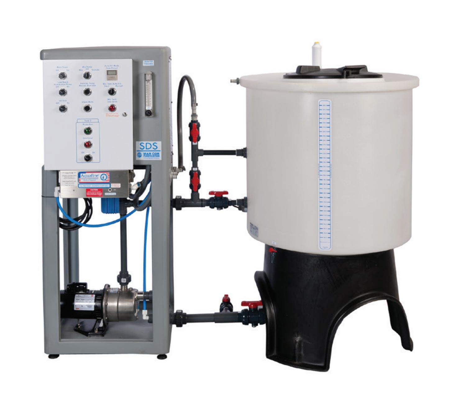 Dialysis Bicarbonate Mixing System