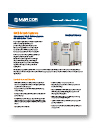 MCB Bicarbonate Mix & Distribution System Datasheet