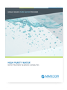 High Purity Water Products Brochure