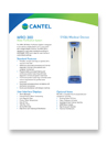 WRO 300 Water Purification System Datasheet