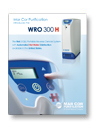 WRO 300 H Dialysis Water System Brochure