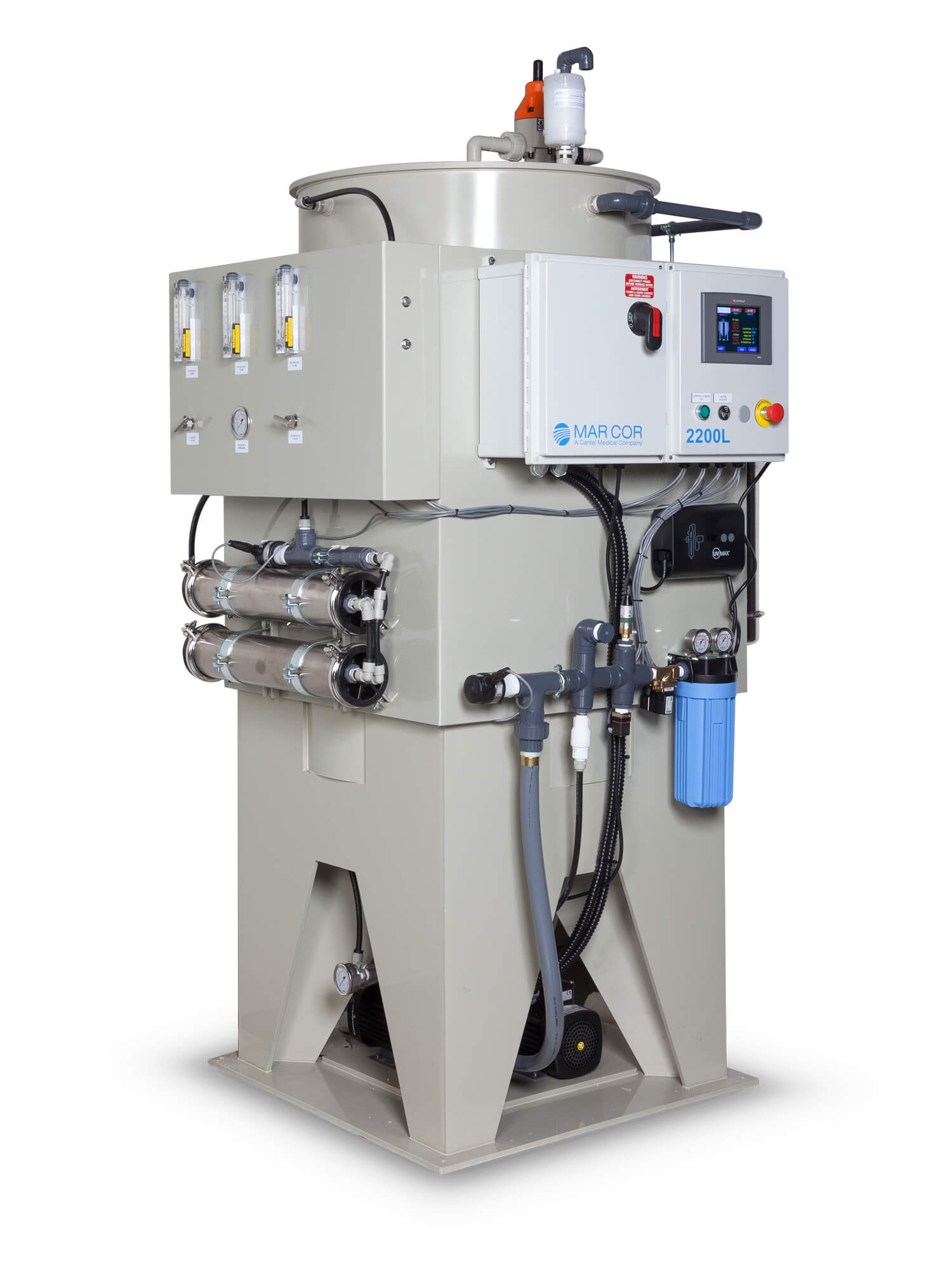 2200L Reverse Osmosis Water System
