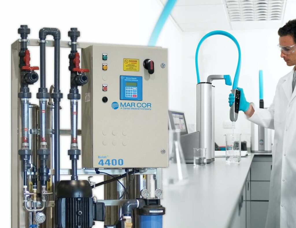 4400L Reverse Osmosis Water System