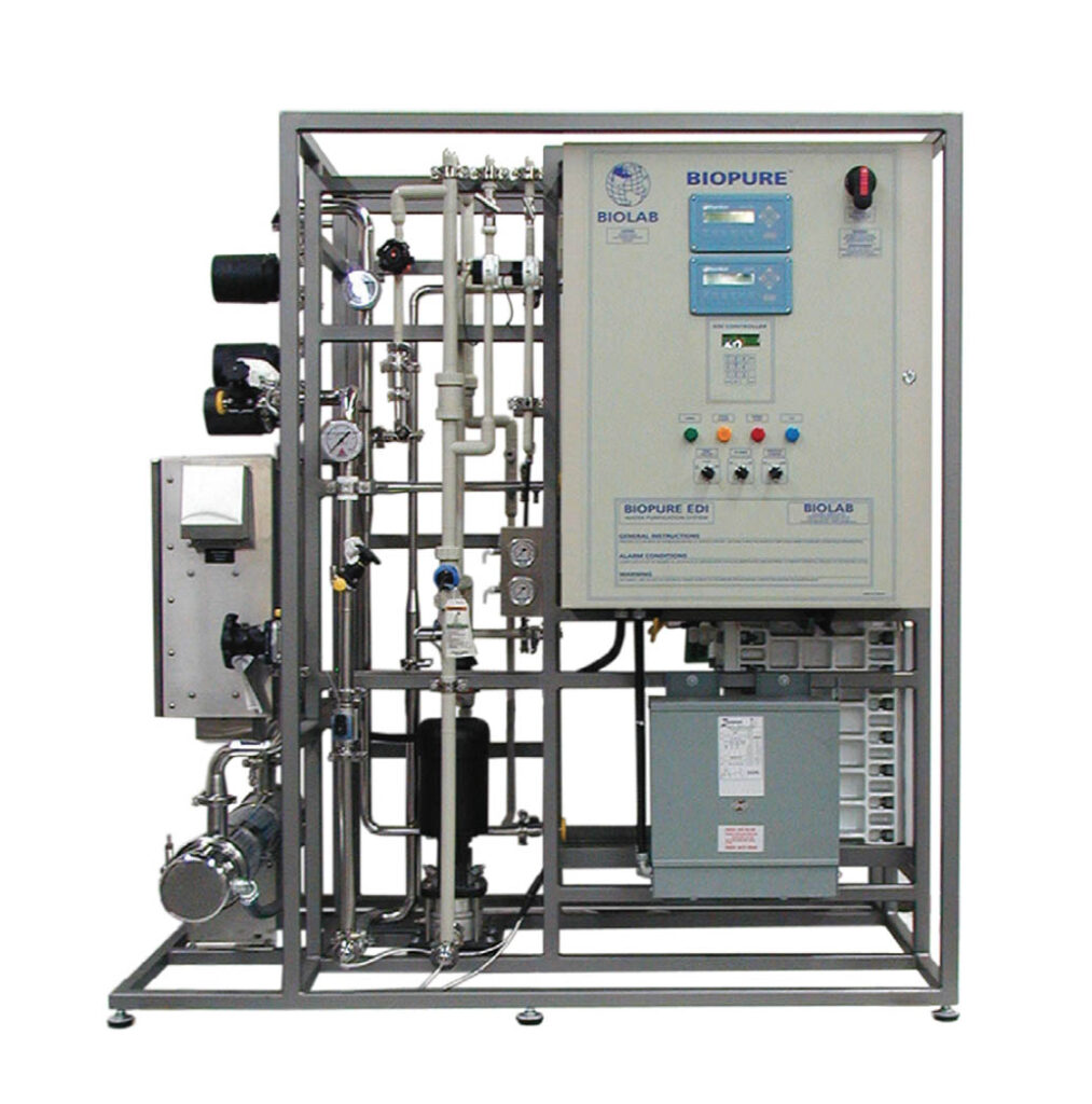 Mar Cor Electrodeionization System
