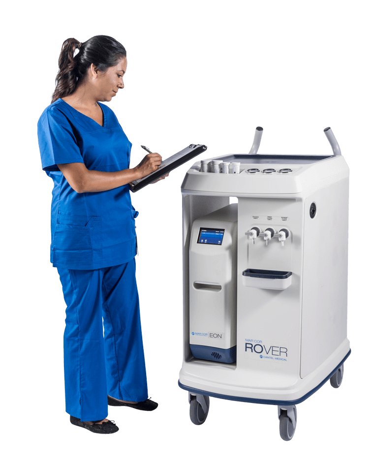 Rover Portable Dialysis Machine